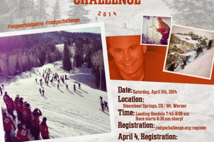 Codys Challenge 2014