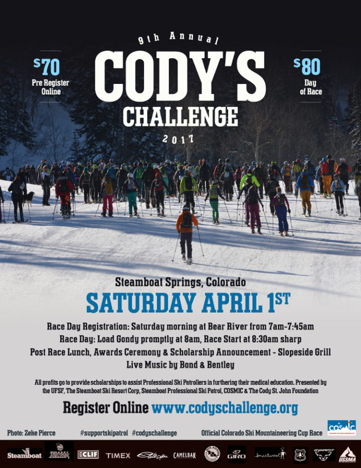 The 9th Annual Cody's Challenge at Steamboat Springs
