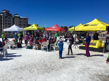 legendary cody's challenge 2016 slopeside tents
